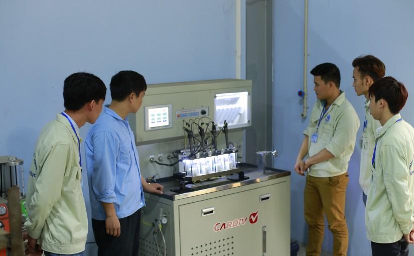 Trường CĐ Công nghiệp Phúc Yên thông báo xét tuyển hệ Cao đẳng chính quy và Cao đẳng liên thông 2016 học ngoài giờ hành chính